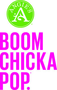 Angie's Boom Chica Pop logo