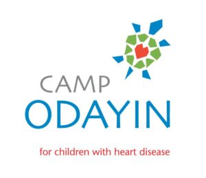 Camp Odayin logo and link to site